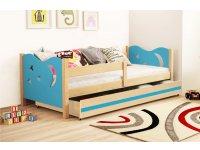 Кровать детская MIKOLAJ сосна