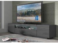 TV стол TV 200 серый