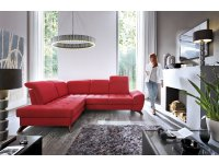 Угловой диван-кровать BARCELONA 1HT L + H + 2,5W P BOK B