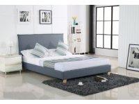 Кровать 160x200 MISA серый
