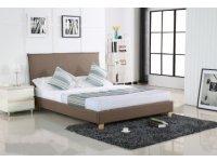 Кровать 160x200 MISA коричневый