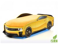 Lastevoodi UNO Golden autovoodi