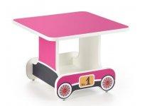 Стол детский LOKOMO розовый
